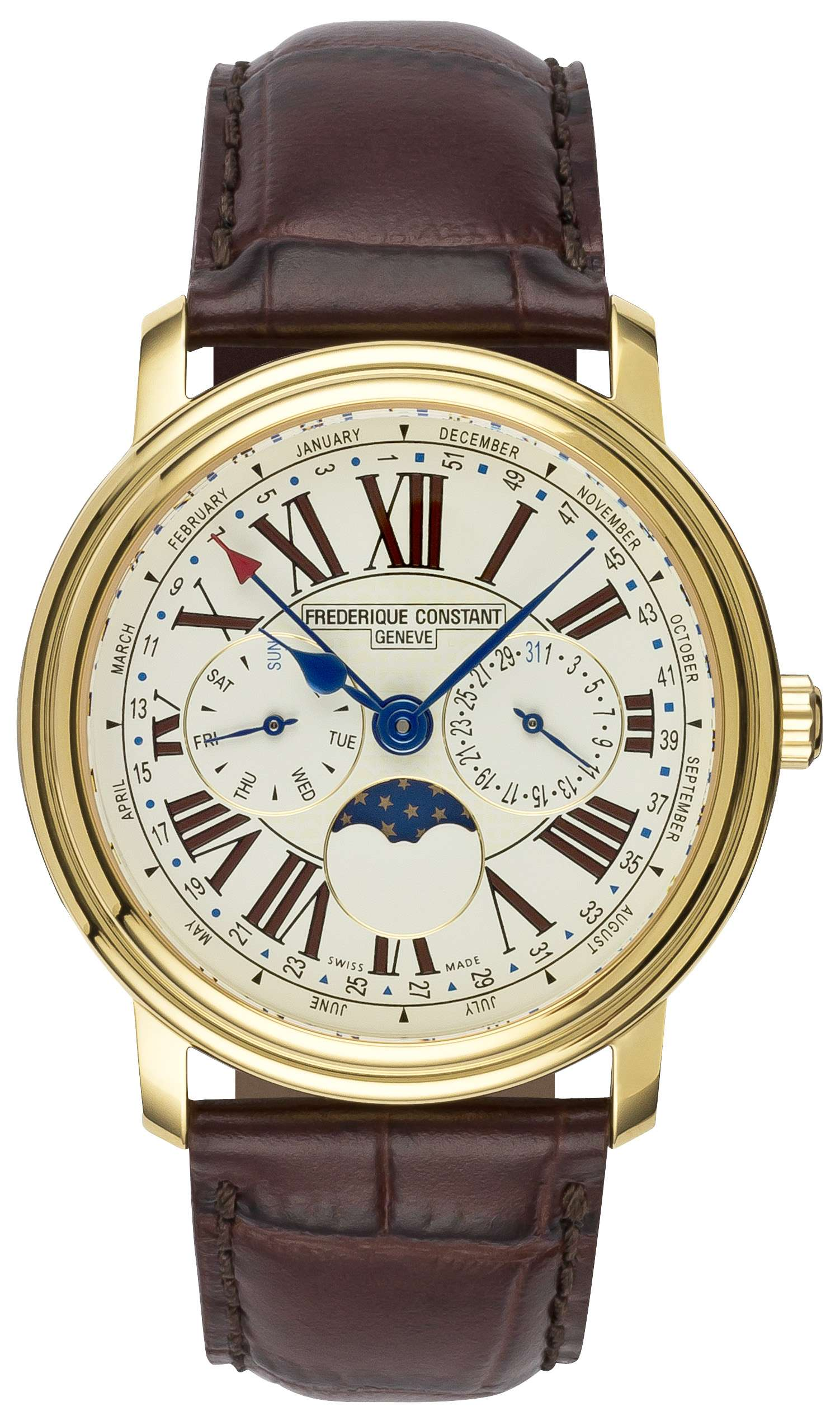 d060bb4ae0c Frederique Constant Classics Business Timer - FC-270EM4P5