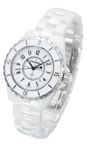 quality design 117ce c2c0b Chanel J12 White Ceramic
