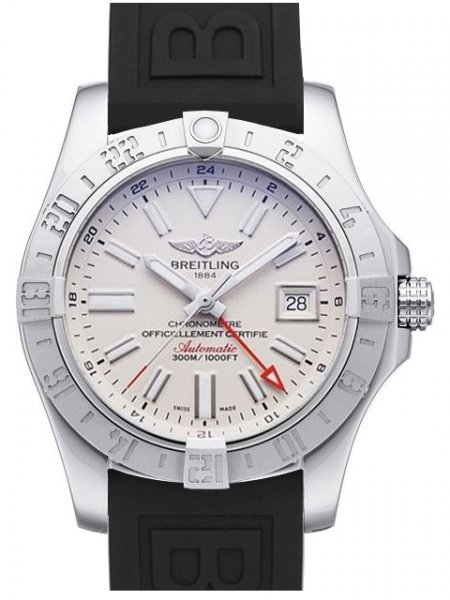 the latest 002ac b3083 Breitling Avenger II GMT - A3239011.G778.152S.A20S.1 ...