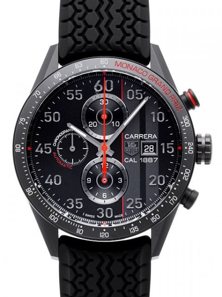 tag heuer carrera calibre 1887 chronograph monaco grand prix limited edition car2a83 ft6033. Black Bedroom Furniture Sets. Home Design Ideas