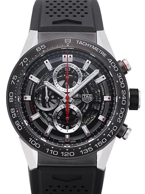 Tag Heuer Carrera Calibre HEUER 01 Automatic Chronograph 45mm -  CAR2A1Z.FT6044  3f1e5eaec98a