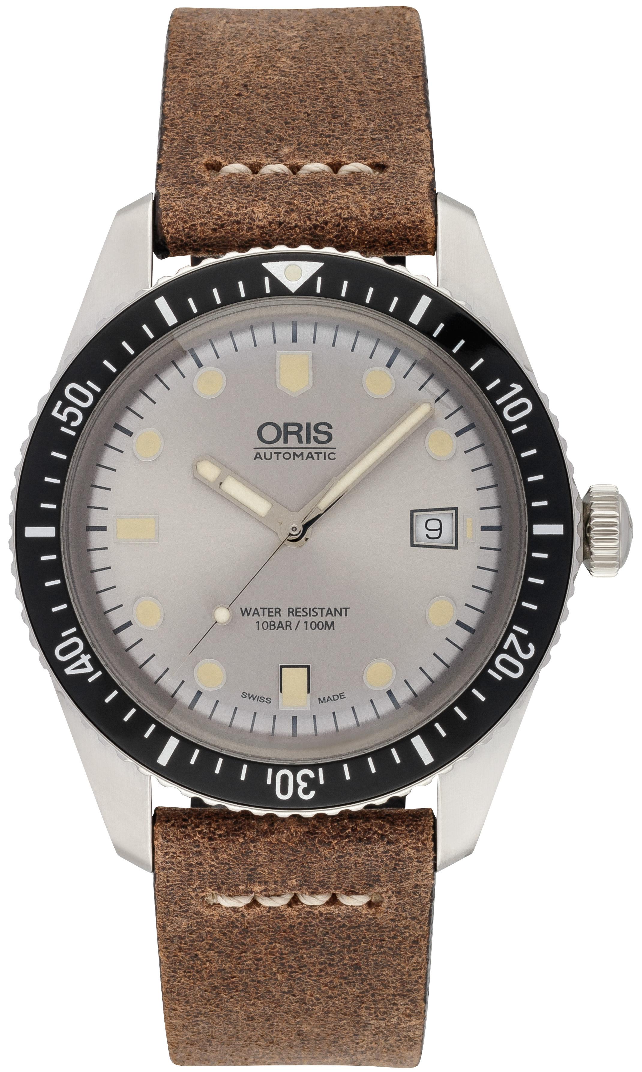 Oris Divers Sixty-Five - 01 733 7720 4051-07 5 21 02  b5b78cecc6