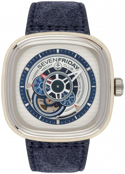 Sevenfriday P3 Yacht Club Off-Series Limited Edition